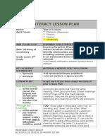 lesson plan vocab
