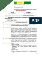 Propuesta de Rof - Acta 001-2016 - Defensoria Universitaria
