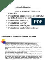 Cap. 61 Proiectarea Arhitectura