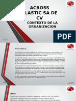 CAL-DOC-02 Contexto de La Organización.