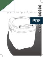 Téléchargement Map Pain Plaisir