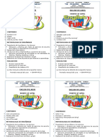 Syllabus Mensual April