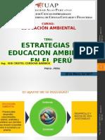 Clase 03 - Estrategias de Educacion Ambiental