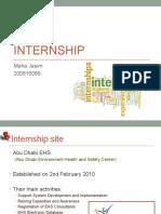 internshipfinalpresentation-130527084905-phpapp01