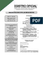 Ley Reformatoria Notarial
