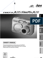 Fuji a210 Camera