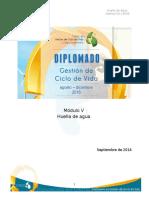 Cuadernillo de Trabajo WFP-2016