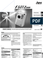 Fuji f601 Camera