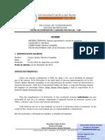 Formato Informe Inicio Proceso Terapéutico - Jessica