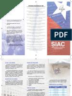 Triptico de Los Censo en Chile