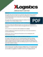 x Po Logistics Case Study v 2