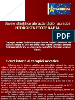 Hidrokinetoterapia