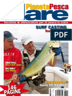 Pianeta Pesca Mare Agosto