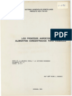 6.1 Procesos Agroeconomicos Alimentos Concentrados para animales.pdf