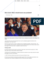 Moon Jae-In Who is South Korea's New President