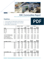 JUL 23 KBC Commodities Report