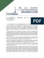 02. La Insurrección Luterana