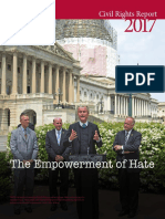 2017 Empowerment of Hate