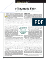 Post Traumatic Faith