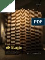 Artículo Sobre Mirando 25 Miradas - Revista Artilugio