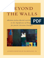 Joseph Palmisano-Beyond the Walls_ Abraham Joshua Heschel and Edith Stein on the Significance of Empathy for Jewish-Christian Dialogue