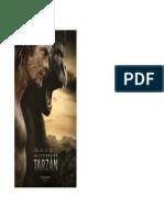 Portada Pelicula Leyenda de Tarzan