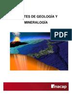 Apuntes de Geologia y Mineralogia INACAP