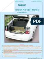 Enginer PHEV User Manual Generation 2 Prius