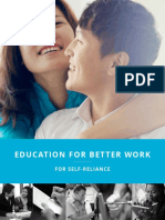Education for Better Work Na Eng