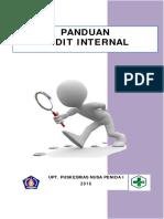 Panduan Audit Internal Puskesmas