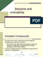 15 CH242 Benzene & Aromaticity