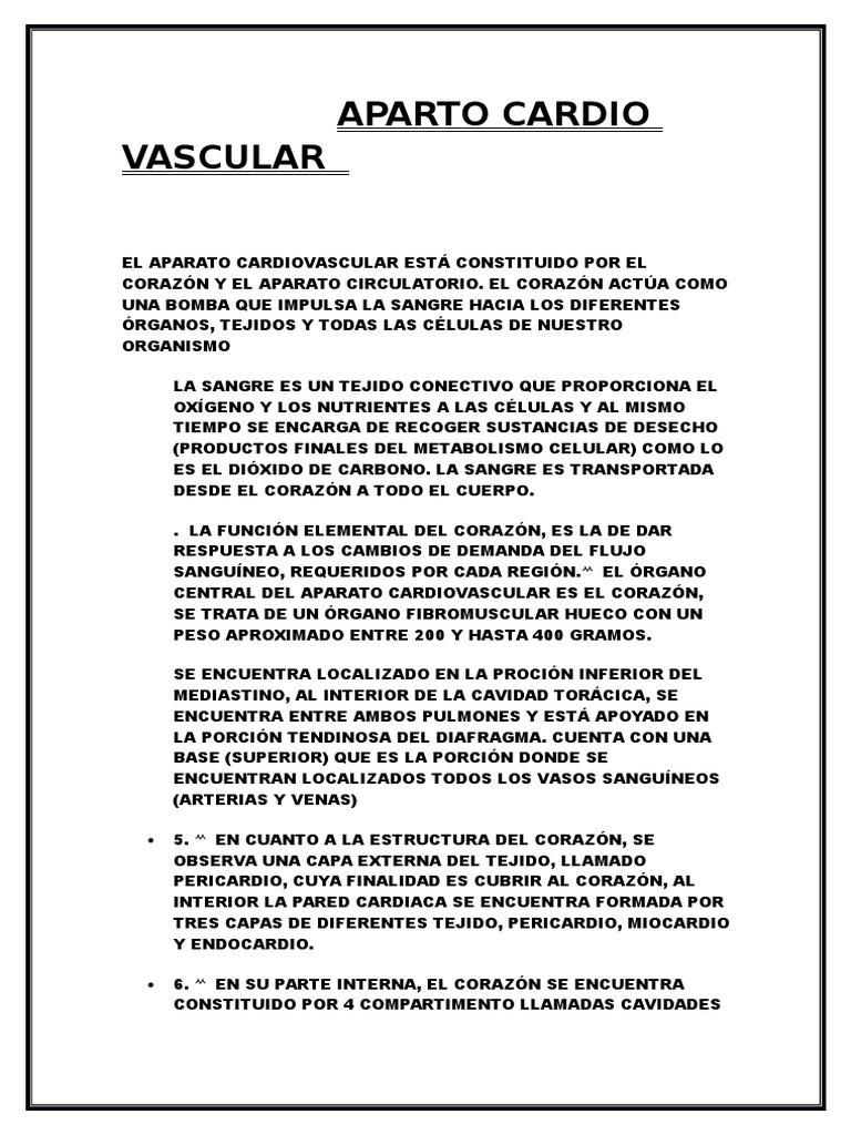 Del compartimento sanguíneos vascular vasos