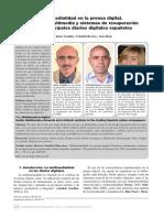 multimedia en la prensa digital