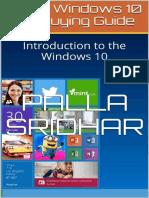 Inside Windows 10 - A Buying Gu - Palla Sridhar