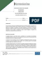 EV. DISTANCIA 1- 2017 Tecnología Aplicada PR