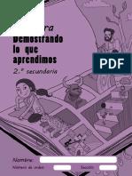 Kit de Evaluación Para La Ece de 2º Grado Secundaria Comunicación 2015 (6)