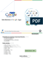 Support Google Apps