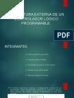 Extructura Externa de Un Controlador Lógico Programable[1]