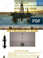 Perforacion Sistema de Izaje