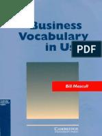 Business Vocabulary Use Intermediate.pdf
