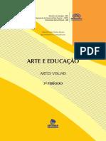 Cderno Didático Arte e Educação