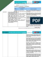 Competencias, Capacidades, Desempeños y Estándares de Aprendizaje de Comunicación_1º CN-2017