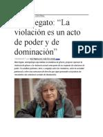 Rita Segato La violación es un acto de poder y de dominación.docx