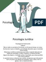 Psicologia Do Testemunho