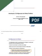 Introdução à ConfiguraçãodeRedesProfibus