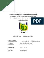 taxonomiaa