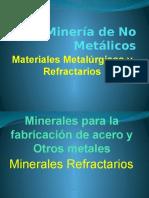 Materiales Metalúrgicos y Refractarios-14!05!14 - PowerPoint