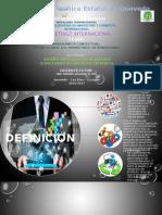 vision global del marketing