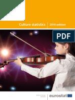 Culture Statistics — 2016 Edition