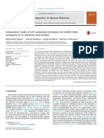 2015 - ALGABRI Et Al - Comparative Study of Soft Computing Techniques for Mobile Robots#